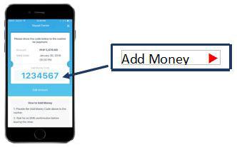 Paymaya App Get Money Code Step 5